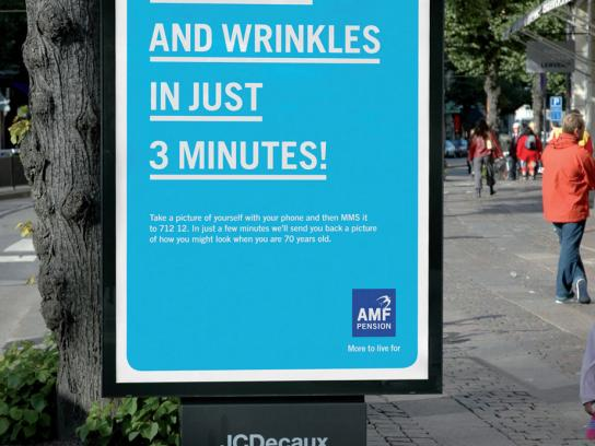 AMF Pension Outdoor Ad -  Old, 4