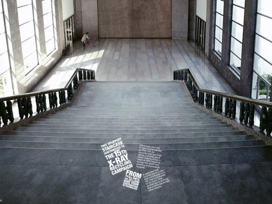 AMI Print Ad -  Staircase