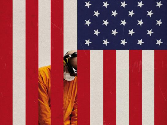 Amnesty International Print Ad -  Unlock the truth about Guantánamo