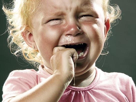 3 Chanchitos Print Ad -  Crying Babies, Ana