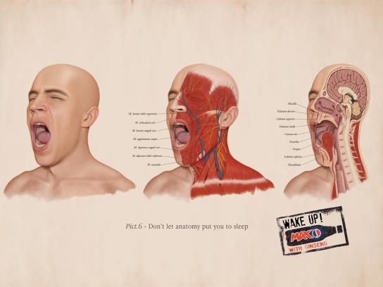 Pepsi Print Ad -  Anatomy