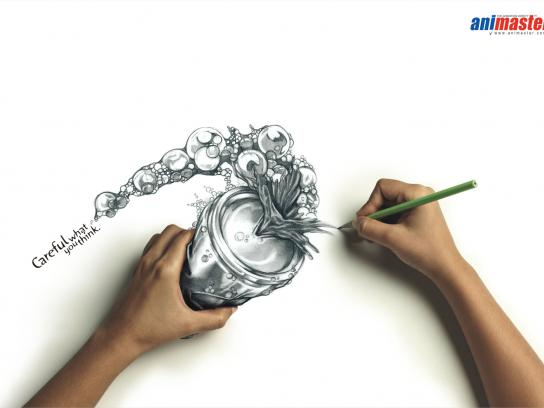 Animaster Print Ad -  Can
