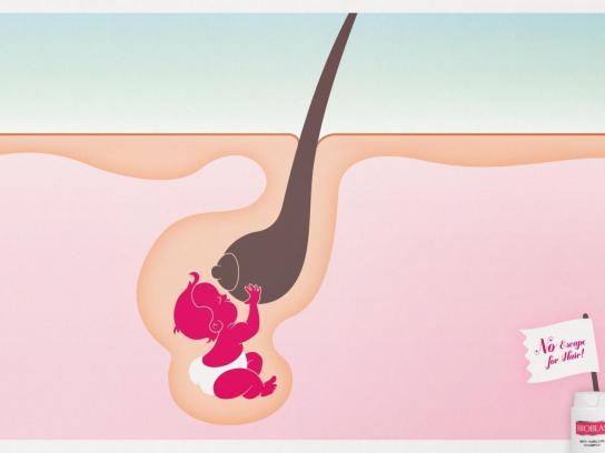 Bioblas Print Ad -  Baby
