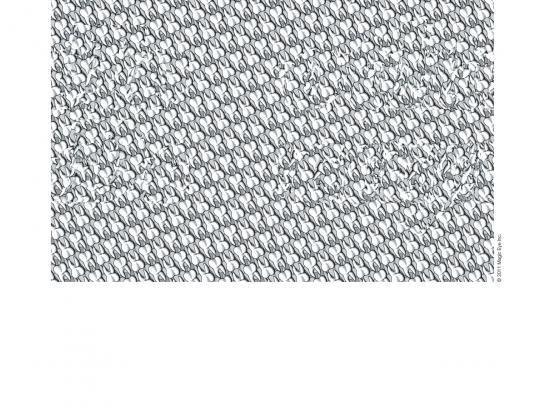 Canadian Dental Association Print Ad -  Magic Eye