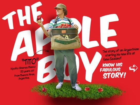 The Apple Boy