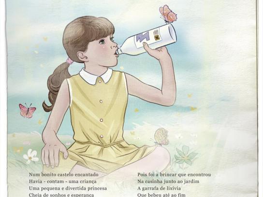 APSI Print Ad -  Bleach