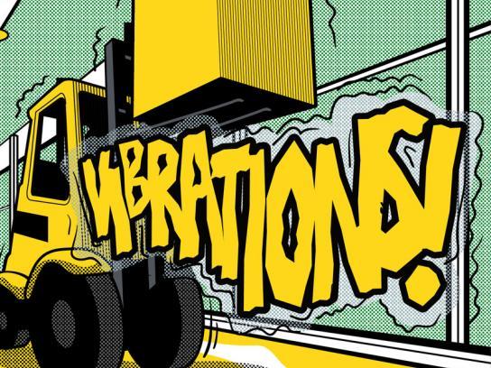 Aqeri Print Ad -  Vibrations