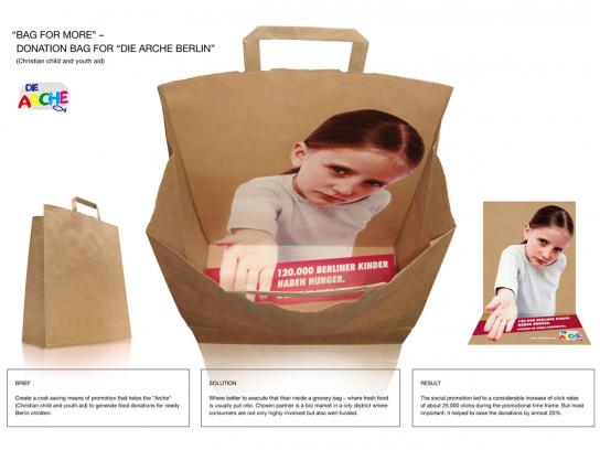 Die Arche Ambient Ad -  Bag