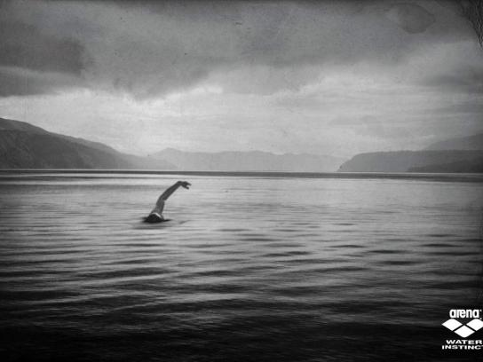 Arena Print Ad -  Loch Ness