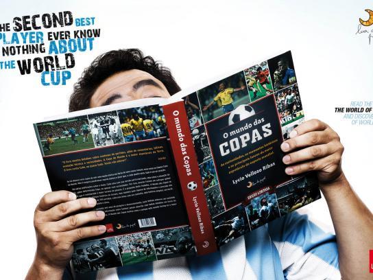 Lua de Papel Print Ad -  Argentina