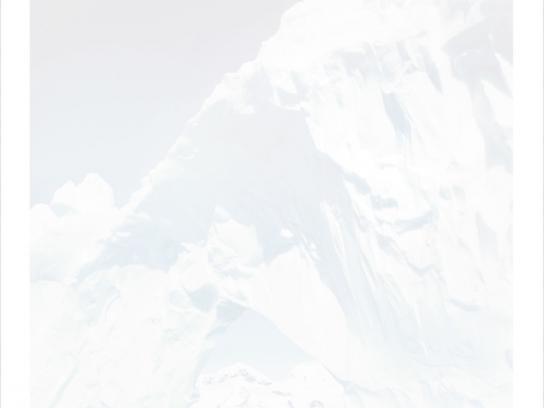 Ariel Print Ad -  Iceberg