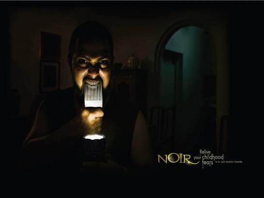 Noir Print Ad -  Arkam