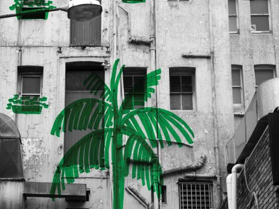 Artline Print Ad -  Urban Jungle