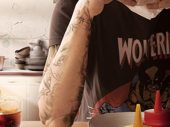 Tempo Print Ad -  Tattoo