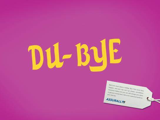 Assurall Print Ad -  Bad luck, 1