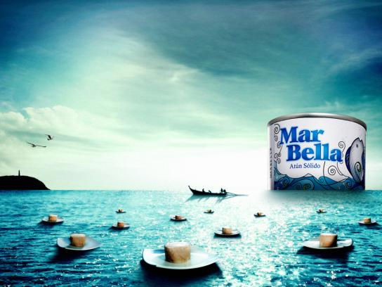 Mar Bella Print Ad -  Lighthouse
