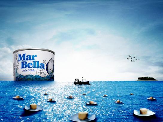 Mar Bella Print Ad -  Island