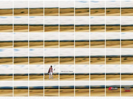 Audi Print Ad -  Elvis