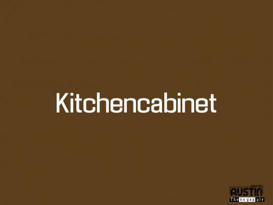 Austin Print Ad -  Kitchen