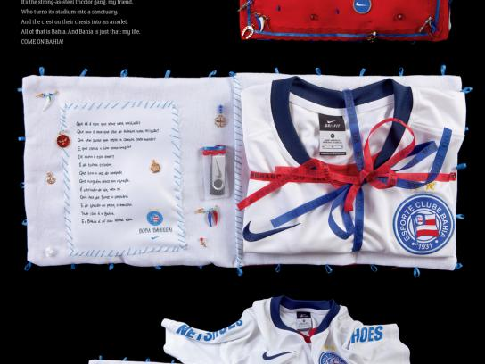 Nike Direct Ad -  New Clubs Sponsorship, Bahia
