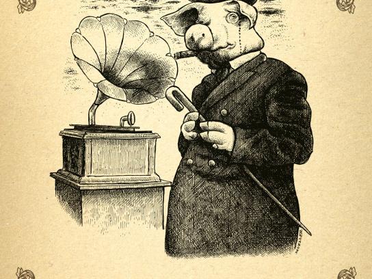 Barque Smokehouse Print Ad -  Pork