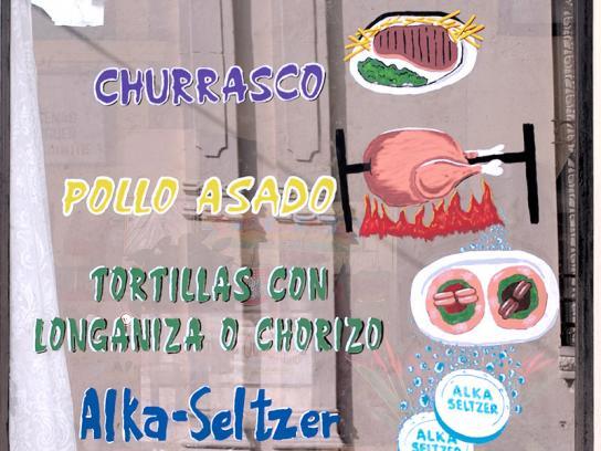Alka Seltzer Outdoor Ad -  Board, 3