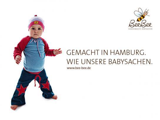 BeeBee Print Ad -  Kids, 4