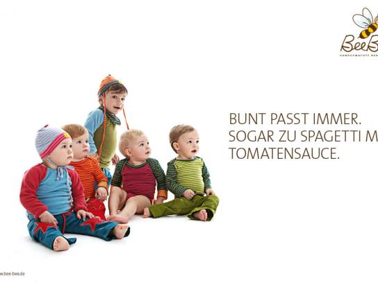 BeeBee Print Ad -  Kids, 5