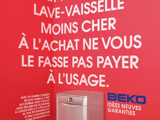 Beko Print Ad -  Dishwasher, 2