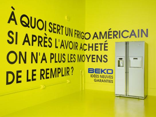Beko Outdoor Ad -  Fridge, 1