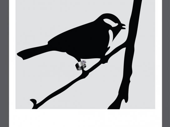 Belda Factory Print Ad -  Bird, 1