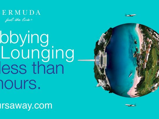 Bermuda Print Ad -  Feel the love, 3