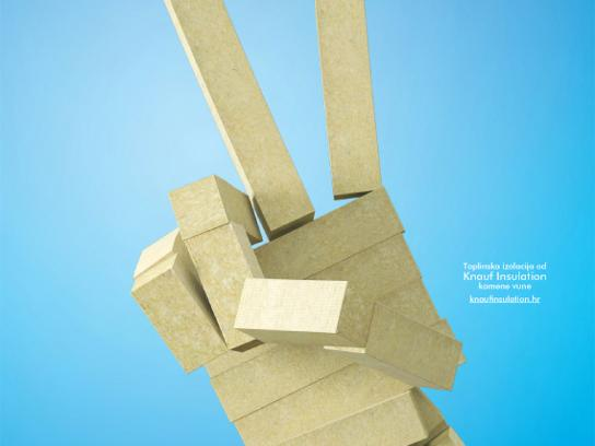 Knauf Insulation Print Ad -  Best for facade