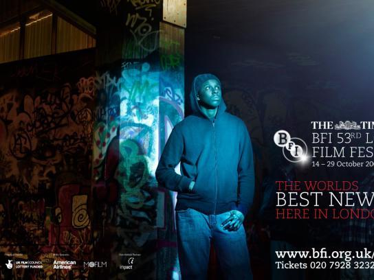 BFI London Film Festival Print Ad -  Print, 1