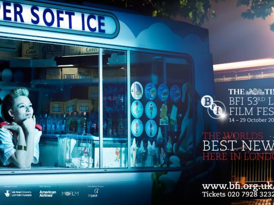 BFI London Film Festival Print Ad -  Print, 2