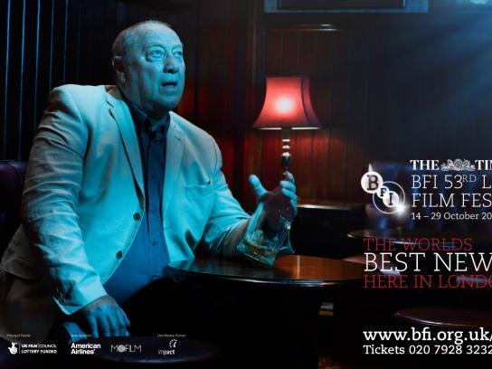 BFI London Film Festival Print Ad -  Print, 3