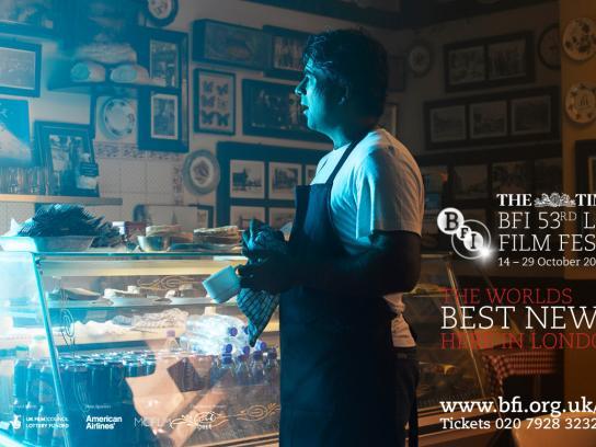 BFI London Film Festival Print Ad -  Print, 4