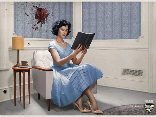 Biblioteq Creative Books Print Ad -  Feel inspired, 3