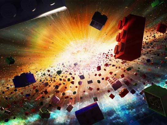 Lego Print Ad -  Big Bang