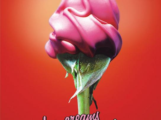 Big Gulp Print Ad -  Rose