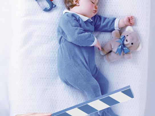 Heinz Print Ad -  Blue slate