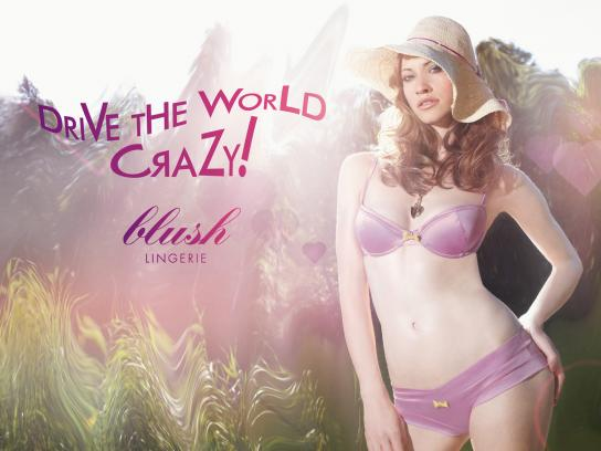 Blush Print Ad -  Lake