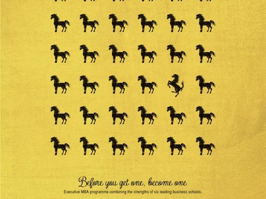 BMI Print Ad -  Ferrari