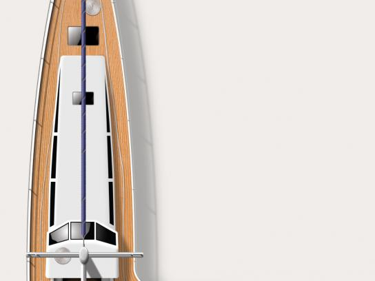 Westpac Print Ad -  Boat