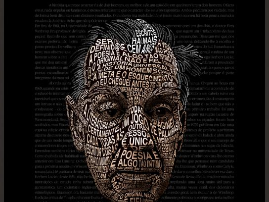 Bertrand Print Ad -  Borges