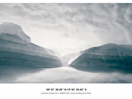 Bosch Print Ad -  Icebergs, 2