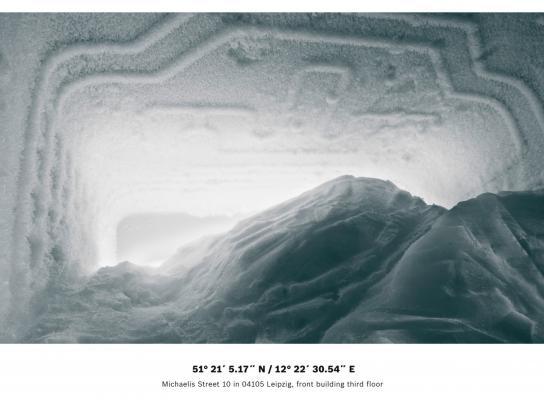 Bosch Print Ad -  Icebergs, 1