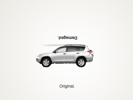 Bosch Print Ad -  SUV