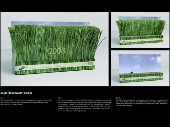 Bosch Direct Ad -  Calendar