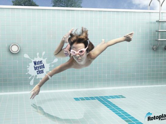 Rotoplas Print Ad -  Boy